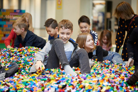 What's On In Copenhagen: February 2020, kids and lego.