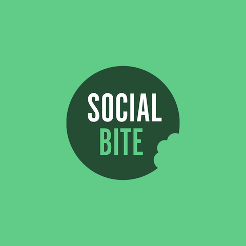 Nordgreen: The Ongoing Mission of Giving Back, image of Social Bite logo.