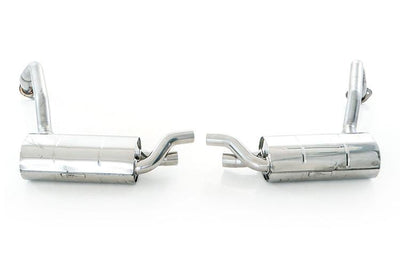 Tubi Style - Porsche Cayman/Boxster Exhaust System (2013+)