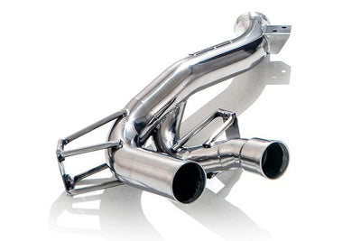 Tubi Style - Ferrari FF Tube Only Exhaust (Inconel)