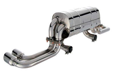 Tubi Style - Ferrari F360 Spider Exhaust System (Non-Valved)