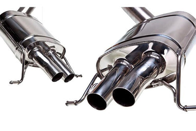 Tubi Style - Bentley Continental GT Mufflers