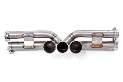 Tubi Style - Porsche Panamera Turbo Exhaust System (With Valves)