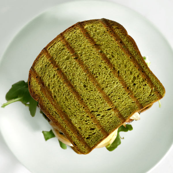 Daily Kneads Spinach and Leek Vegetable Bread Panini Vegan Recipe
