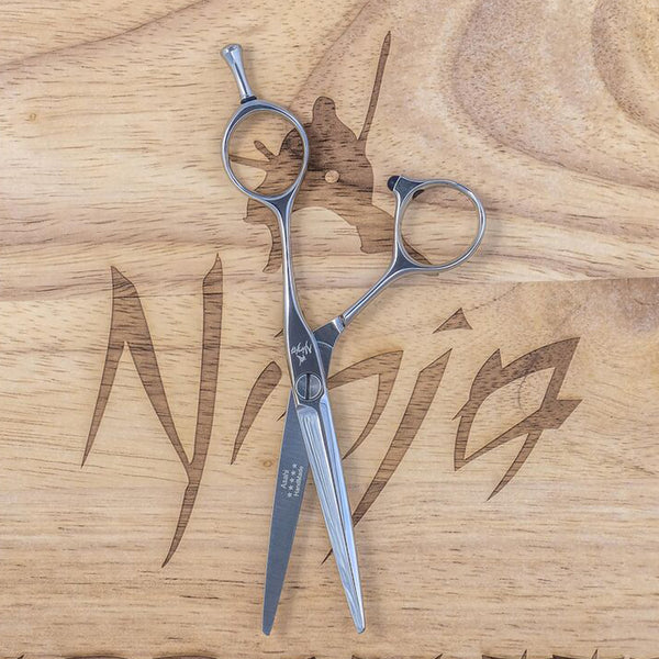 NINJA ASAHI PROFESSIONAL HAIRCUTTING SHEARS