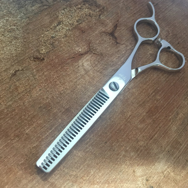 NINJA BARBER KING PROFESSIONAL HAIR TEXTURIZING SHEARS