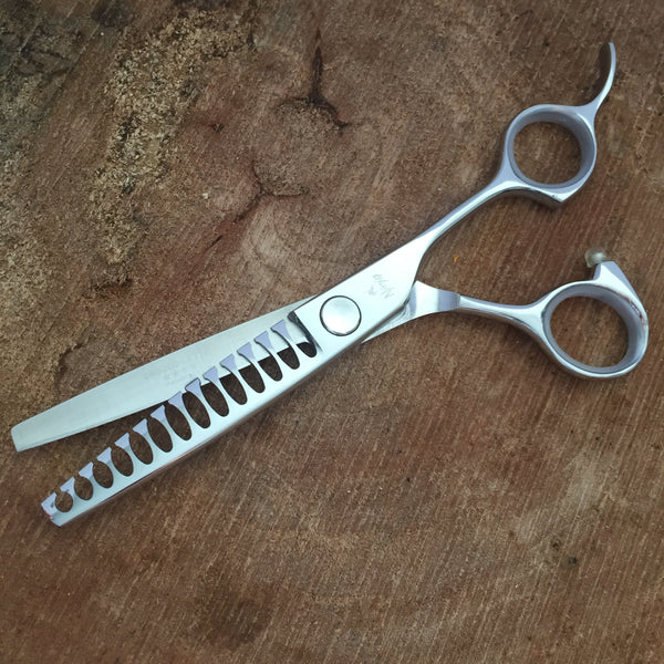 NINJA CROCODILE T14 PROFESSIONAL HAIR TEXTURIZING SHEARS