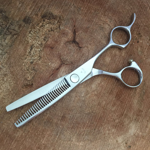 NINJA CROCODILE T30 PROFESSIONAL HAIR TEXTURIZING SHEARS