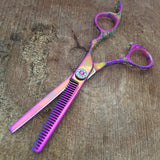 NINJA GEISHA PROFESSIONAL HAIR TEXTURIZING SHEARS