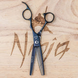 NINJA GHOST PROFESSIONAL HAIR TEXTURIZING SHEARS
