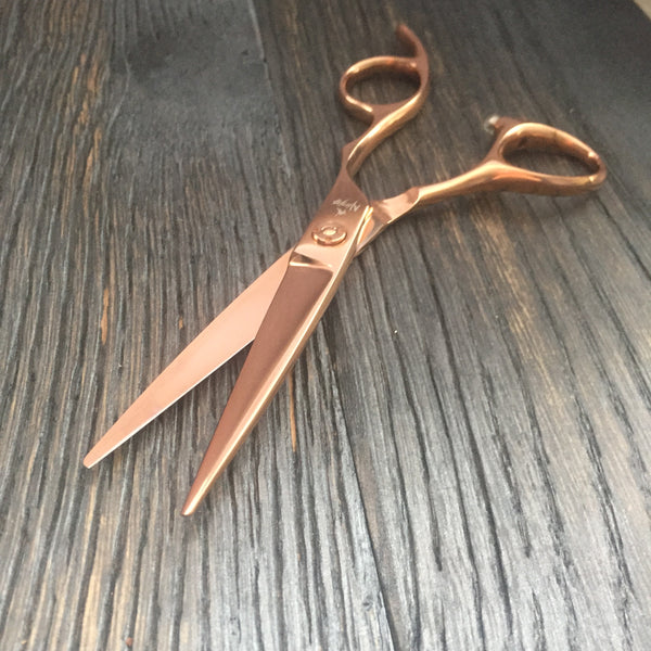 NINJA ROSE GOLD PROFESSIONAL HAIRCUTTING SHEARS
