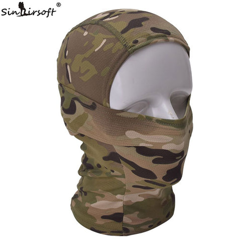 Tactical Camouflage Mask