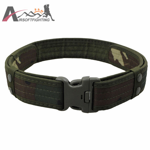 Tactical Adjustable Waist Belt