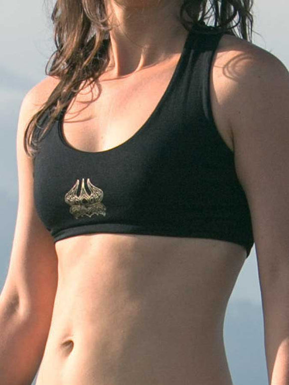 Lotus Infinity Yoga Top & Sport Bra
