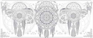DreamCatcher – Prayer Cloth