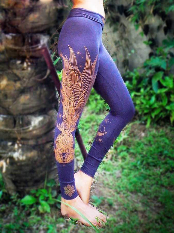 Yogini Leggings Galactic Yoga Pants