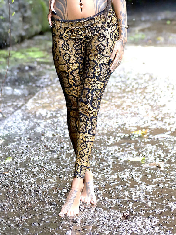 Yogini Leggings full print (Shapibo)