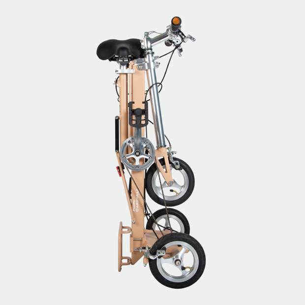 CarryAll Foldable Tricycle