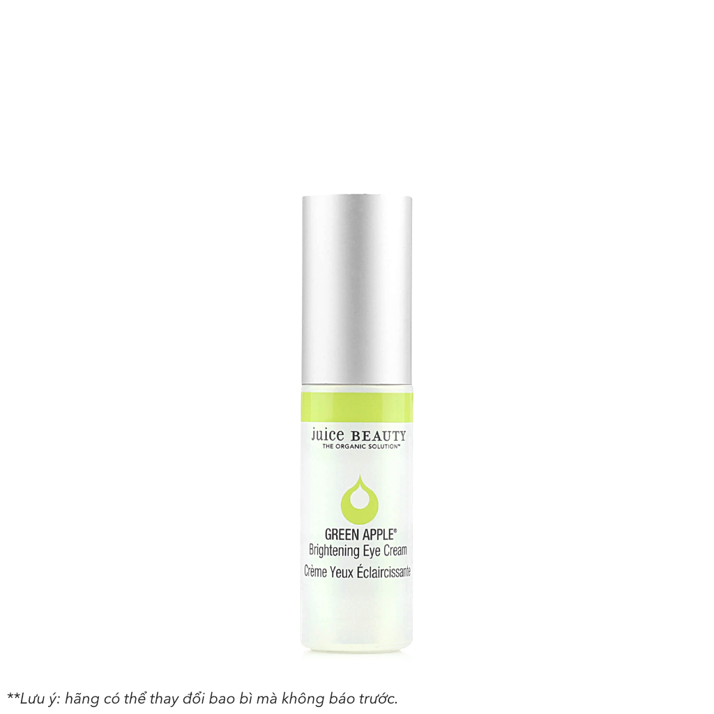 Dưỡng Mắt Juice Beauty Green Apple Brightening Eye Cream