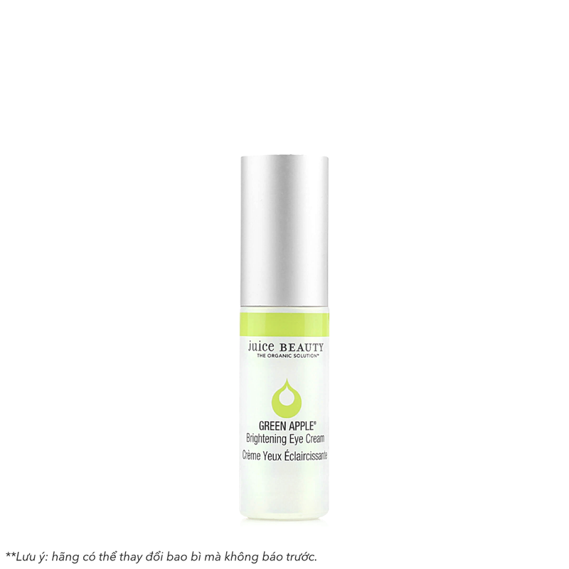 Dưỡng Mắt Juice Beauty Green Apple Brightening Eye Cream 15ml