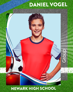 Sports F Photo Template