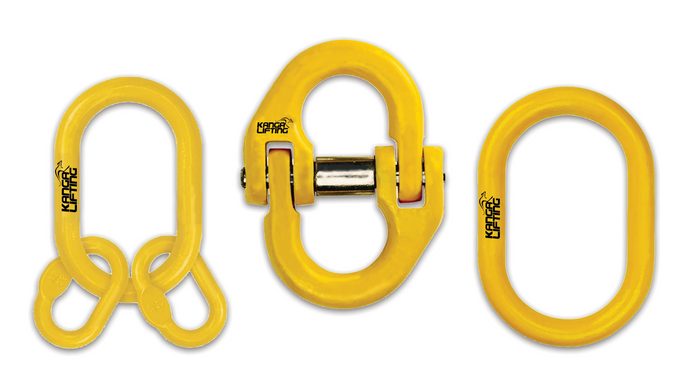 What are master rings and links? - All Lifting