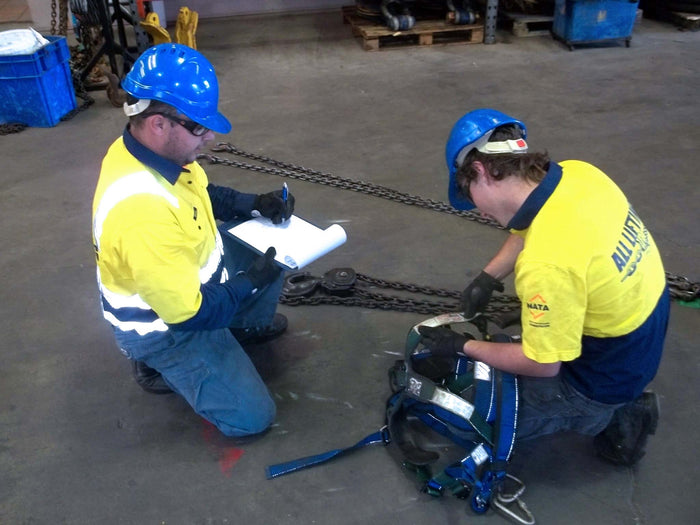 Lifting & Rigging Equipment Safety Check