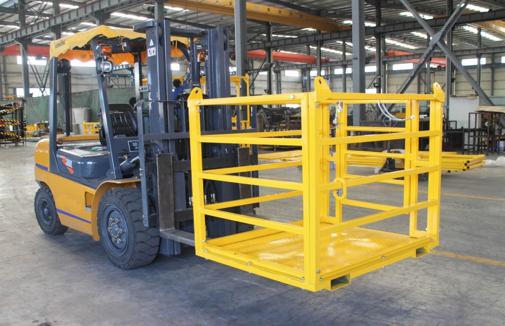 Forklift Attachments - All Lifting