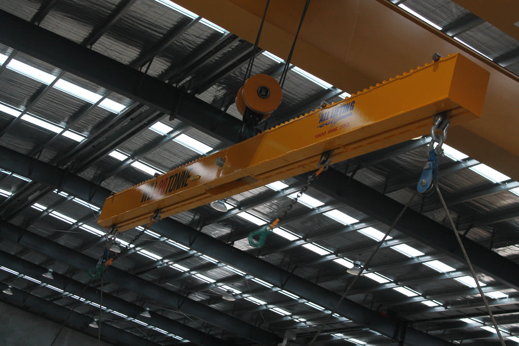 Lifting Beams And Spreader Bars What S The Difference
