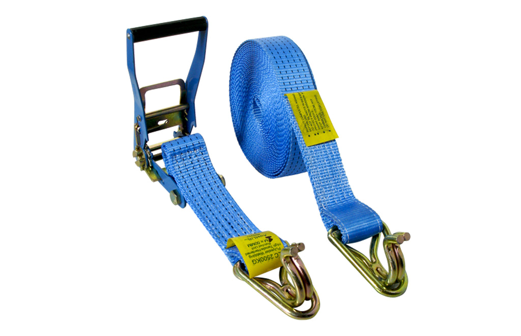Ratchet Tie Down Is Your Load Secure All Lifting