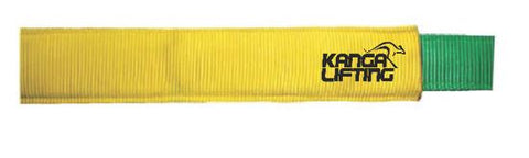 Kanga HD Abrasion Sleeve, Heavy Duty Sling Protector - All Lifting