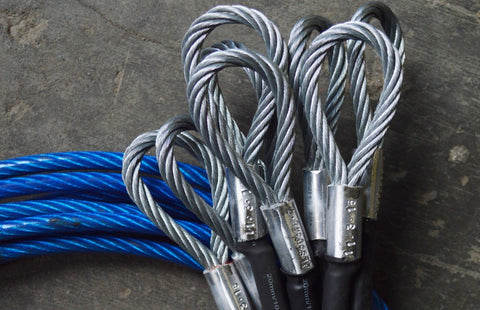 Multiple Wire Rope Fittings - All Lifting