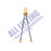 Two Leg Chain Sling with Safety Latch Hook Grade 80