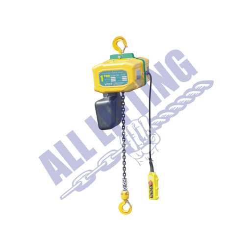 ALS Electric Single Phase Chain Hoist