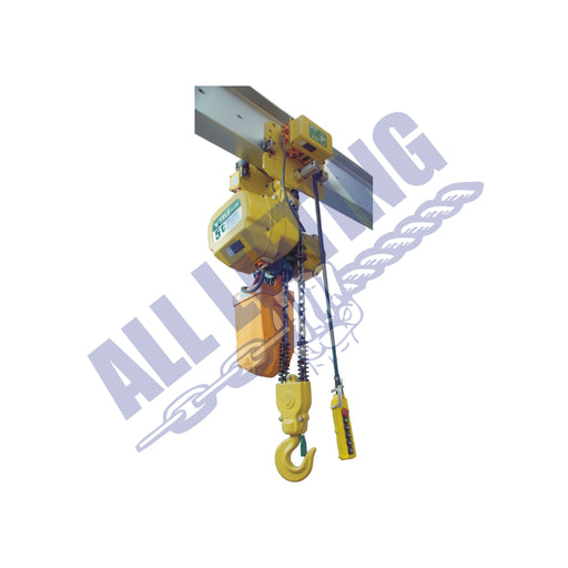 Electric Chain Hoist with Electric Trolley 0.5 to 5t