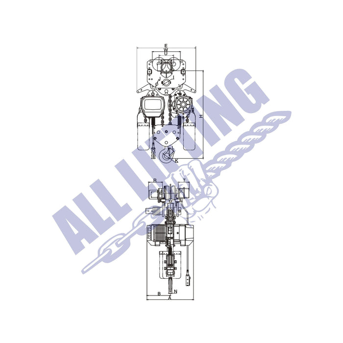 als-electric-chain-hoist-with-electric-trolley-diagram-all-lifting