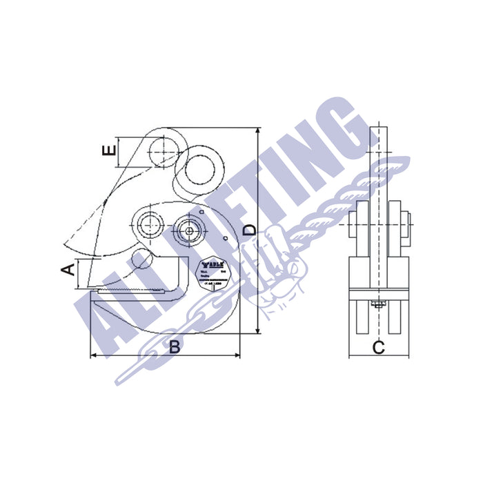 als-horizontal-plate-lifting-clamp-diagram-all-lifting