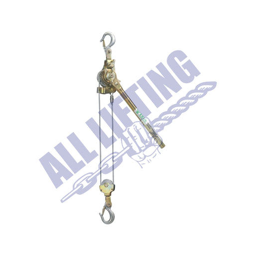 ALS Wire Rope Hand Ratchet Puller