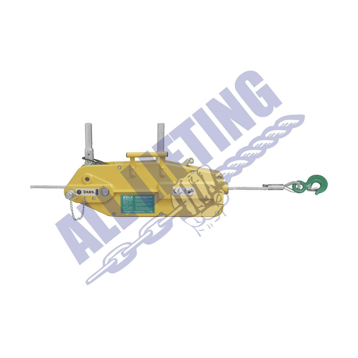 4WD Wire Rope Puller /Turfer Winch
