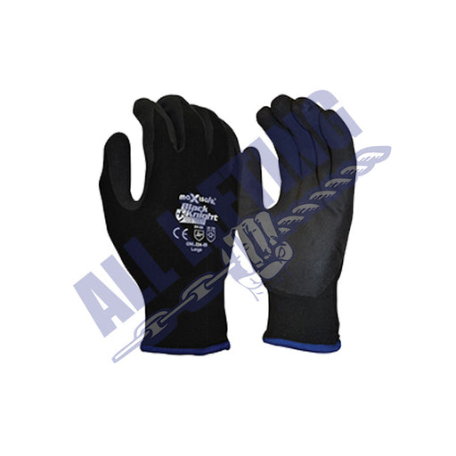 Black-Knight-Sub-Zero-Thermal-Glove-all-lifting