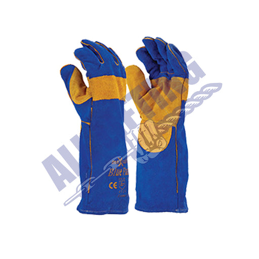 Blue Flame Welder Glove