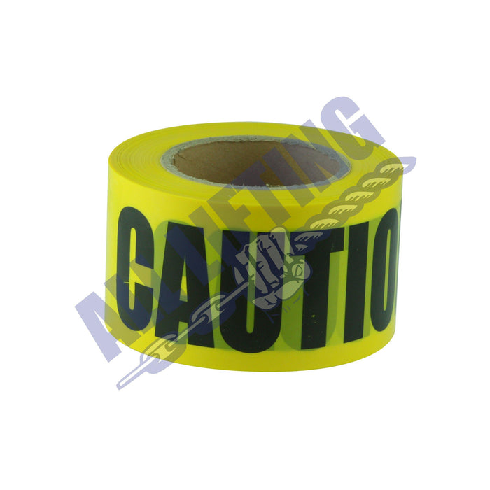 Caution Barricade Tape - All Lifting