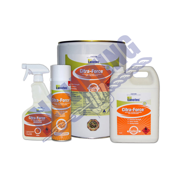 Citra Force Industrial Degreaser