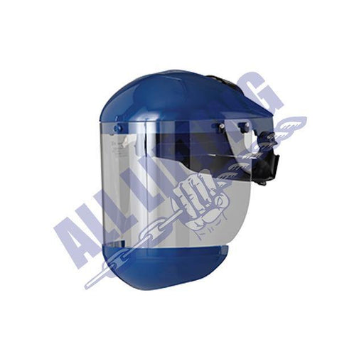 Clear Faceshield and Brow Guard