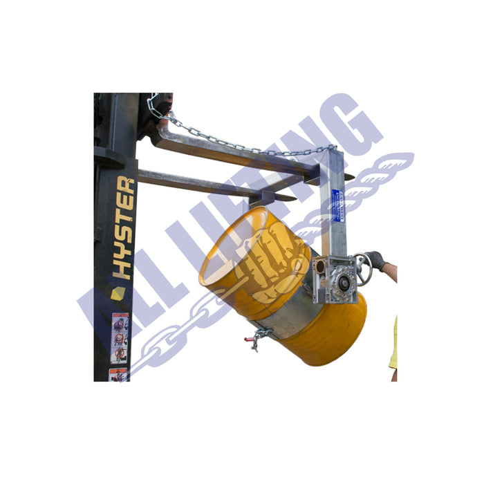 Crane Drum Rotators