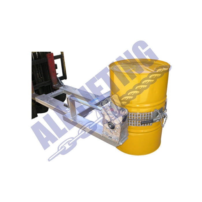 DRW Drum Rotators - All Lifting