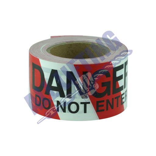 Danger – Do Not Enter Barricade Tape
