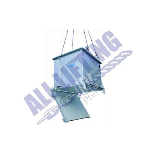 Heavy Duty Drop Bottom Bin DBC - All Lifting