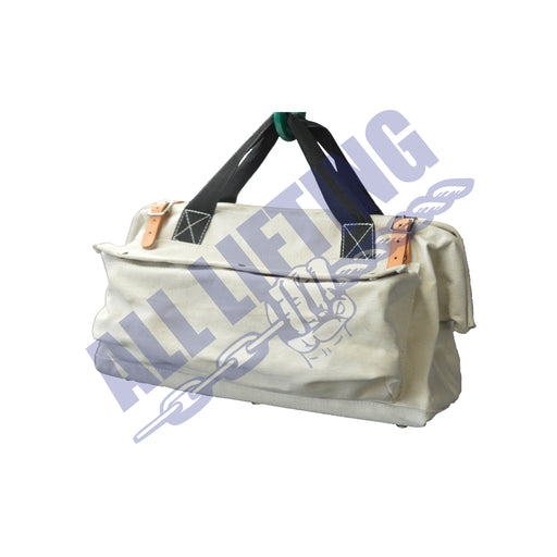 Canvas Duffle Tool Bag with Handle