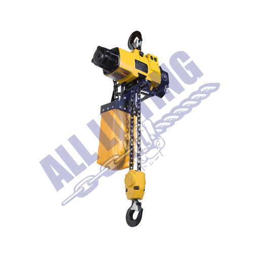 EHL Series Chain Pneumatic Air Hoist (Pendant)